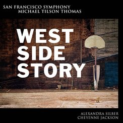 West Side Story Michael Tilson Thomas San Fransisc