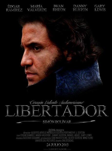 Libertador The Liberator Simmon Bolivar Dudamel