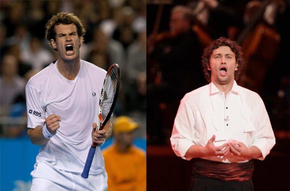 Andy Murray opera
