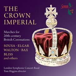 Crown Imperial marches coronation