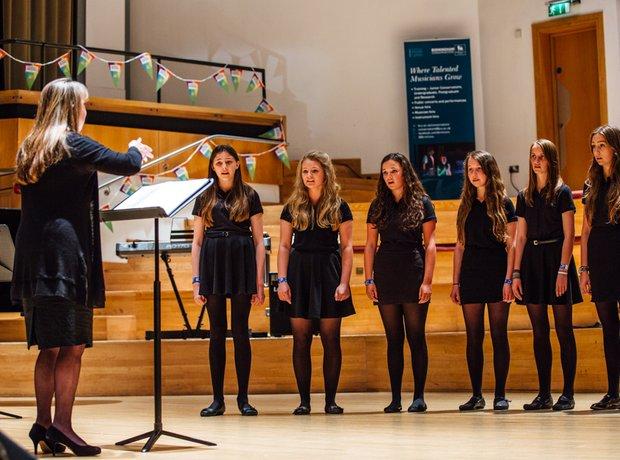 Balcarras Chamber Choir