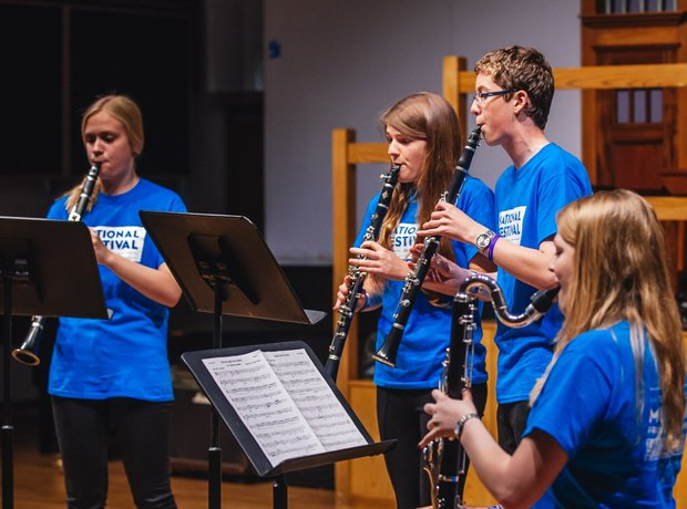 Berkshire Maestros Newbury Music Centre Clarinet C