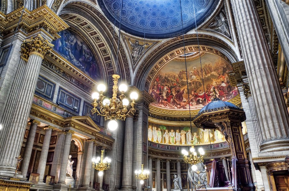Eglise de la Madeleine Paris