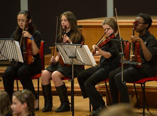 KMS Holme Valley Strings