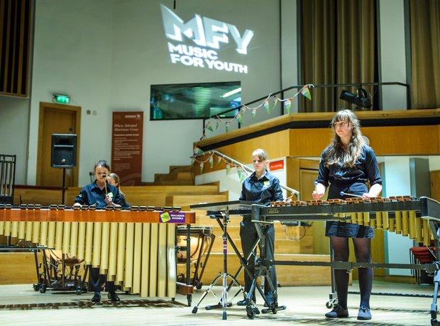 Love Music Trust Percussion Ensemble