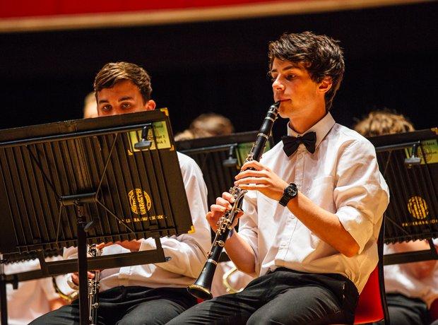 Poole Grammar School Concert Band