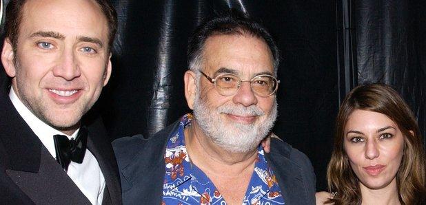Francis Ford Coppola Nicolas Cage Sofia Coppola