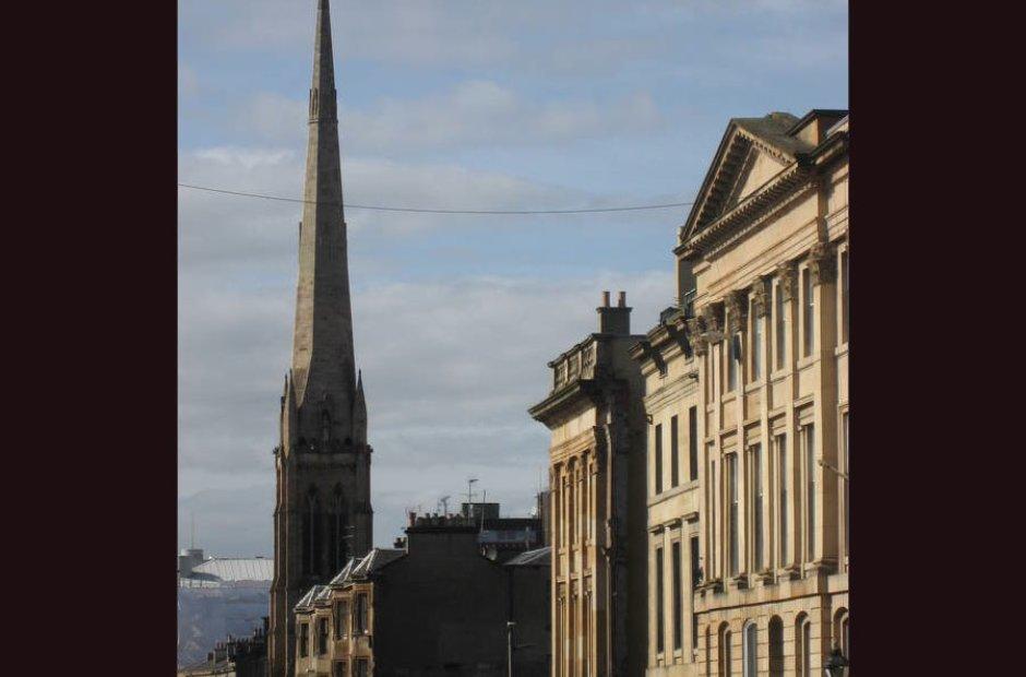 St Stephens Church Renfield Glasgow