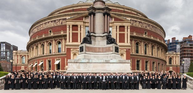 RCS outside Albert Hall