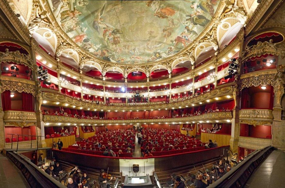 Toulon opera France