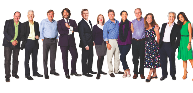 Classic FM Presenters line up 2014