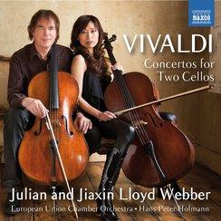 Julian Lloyd Webber Vivaldi concertos
