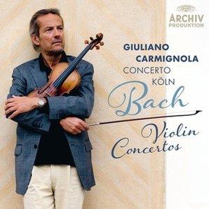 Giuliano Carmignola Bach