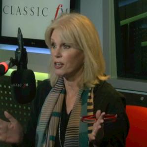 Joanna Lumley Culture Club Classic FM