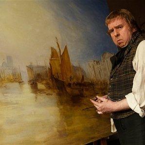Mr Turner Mike Leigh Timothy Spall