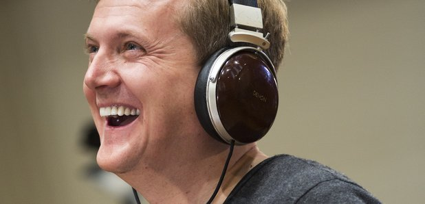 Aled Jones Classic FM Charity Single Global Make S