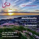 Mendelssohn Scottish Symphony LSO Live Gardiner