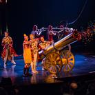 Cirque du Soleil Kooza Cannon