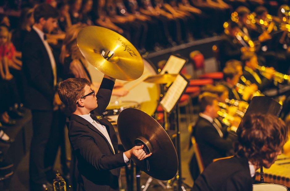 Birmingham Junior Conservatoire Wind Orchestra Schools Prom