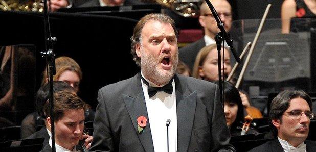 Bryn Terfel Royal Albert Hall Britten War Requiem