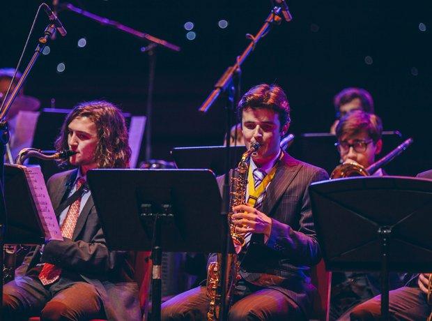 Northhampton School For Boys Big Band