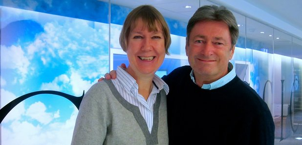 Alan Titchmarsh Charlotte Green