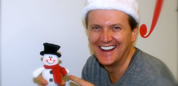 Aled Jones Snowman Christmas