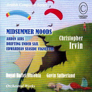 Midsummer Moods Christopher Irvin Royal Ballet Sin