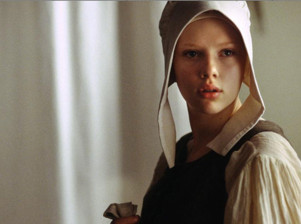 Girl with a Pearl Earring Scarlet Johansson