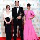 Alexandre Desplat, Nimrat Kaur and Holliday Graing
