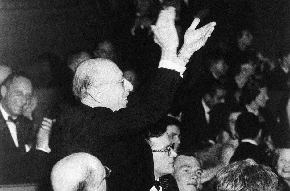 Boston Symphony Stravinsky Paris