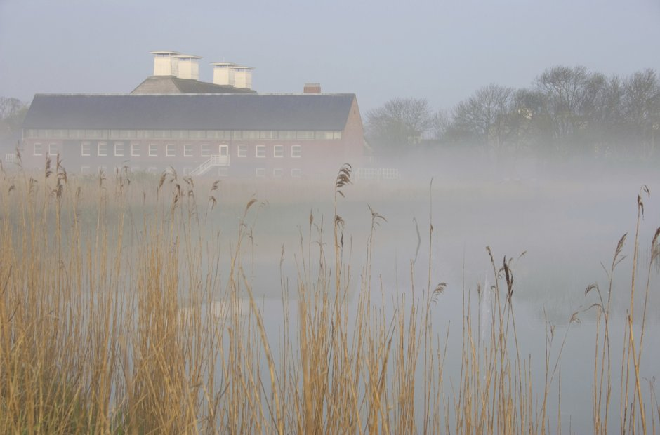 UK classical music venue Snape Maltings Aldeburgh