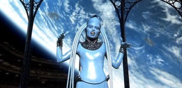 Diva from The Fifth Element