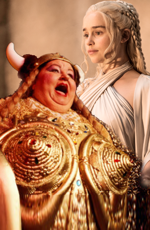Game of Thrones or opera promo