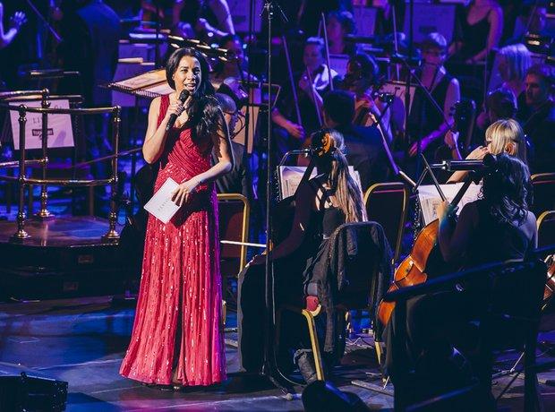 Margherita Taylor Classic FM Live 2015