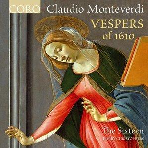 Monteverdi Vespers 1610 The Sixteen