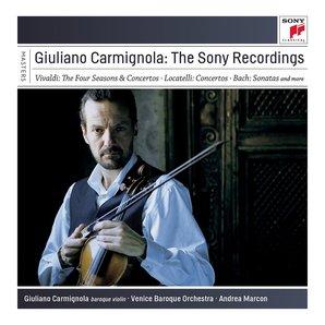 Giuliano Carmignola Complete Sony Recordings