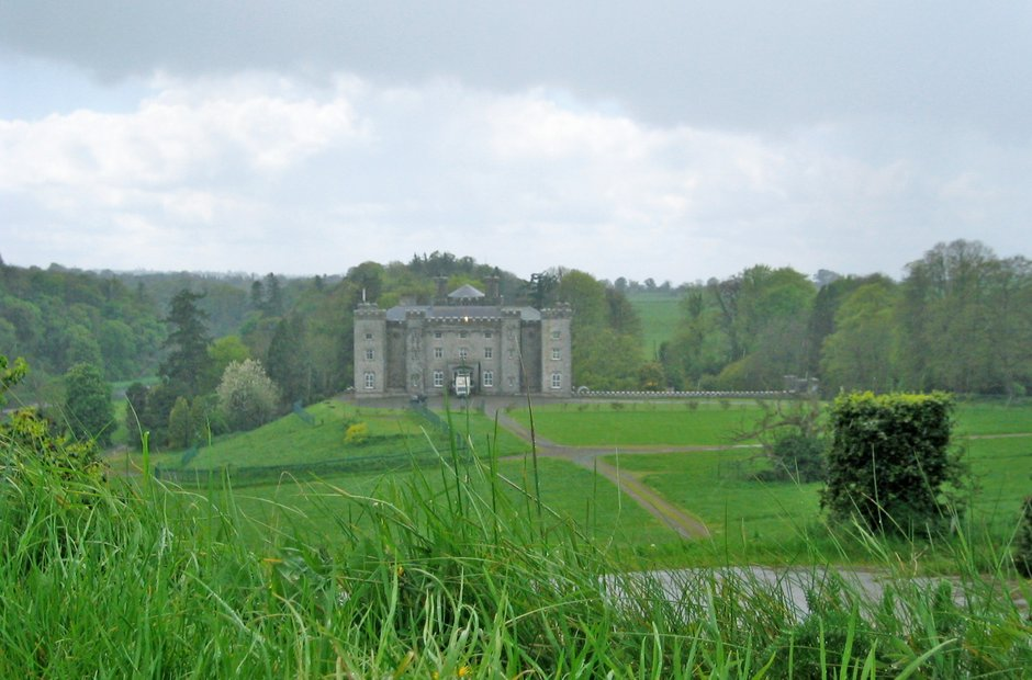 Slane Castle County Meath Ireland