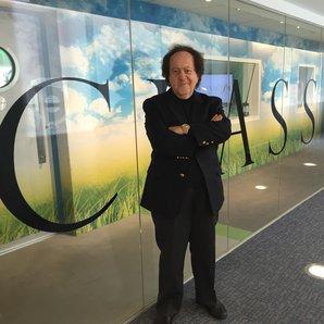 José Serebrier at Classic FM