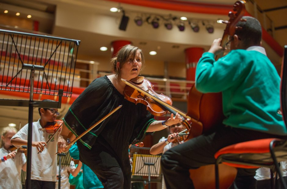 Gallions Senior Orchestra