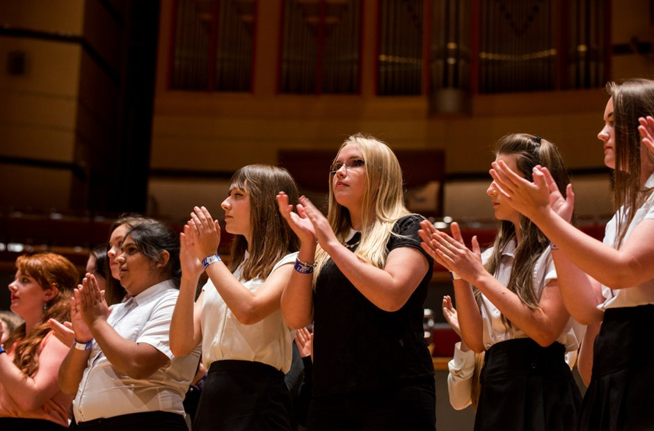 Ifield Community College Choir