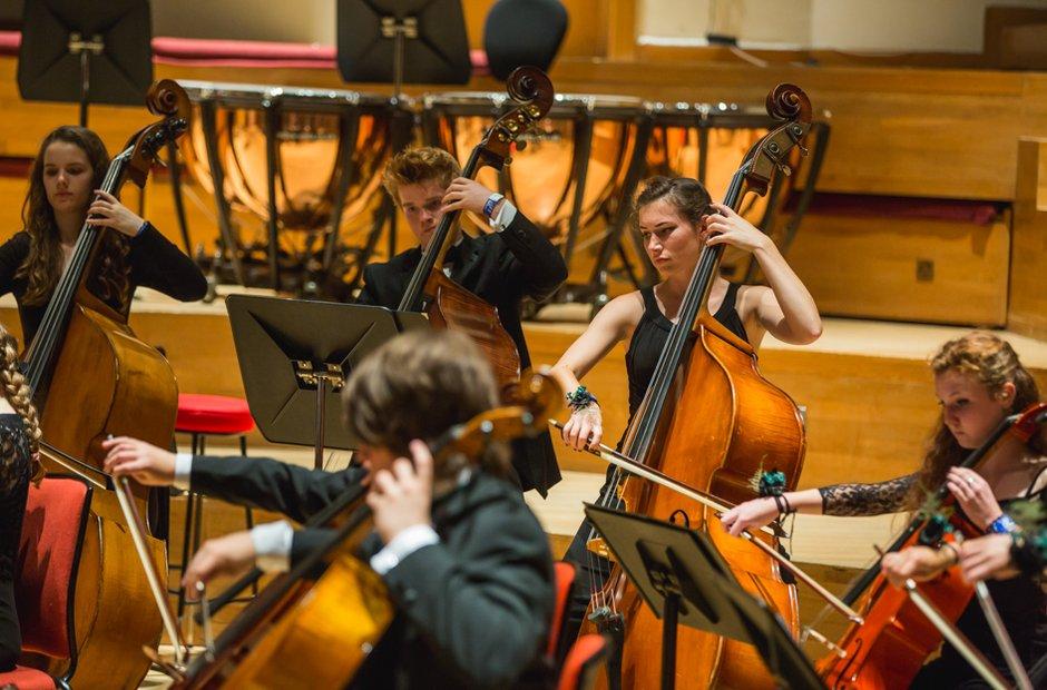 ISCA Linea Senior Strings