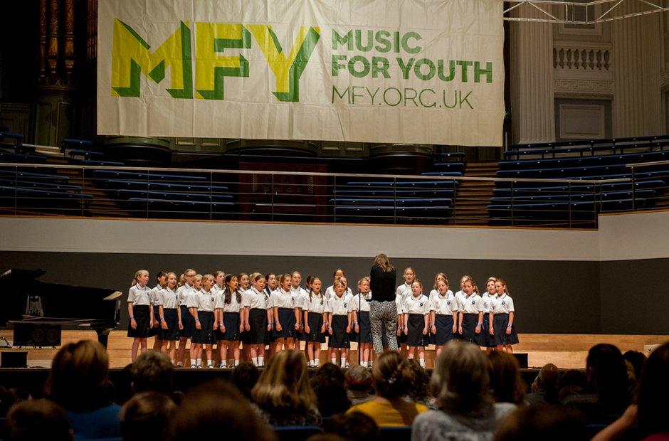 Oxford High Junior School Chamber Choir