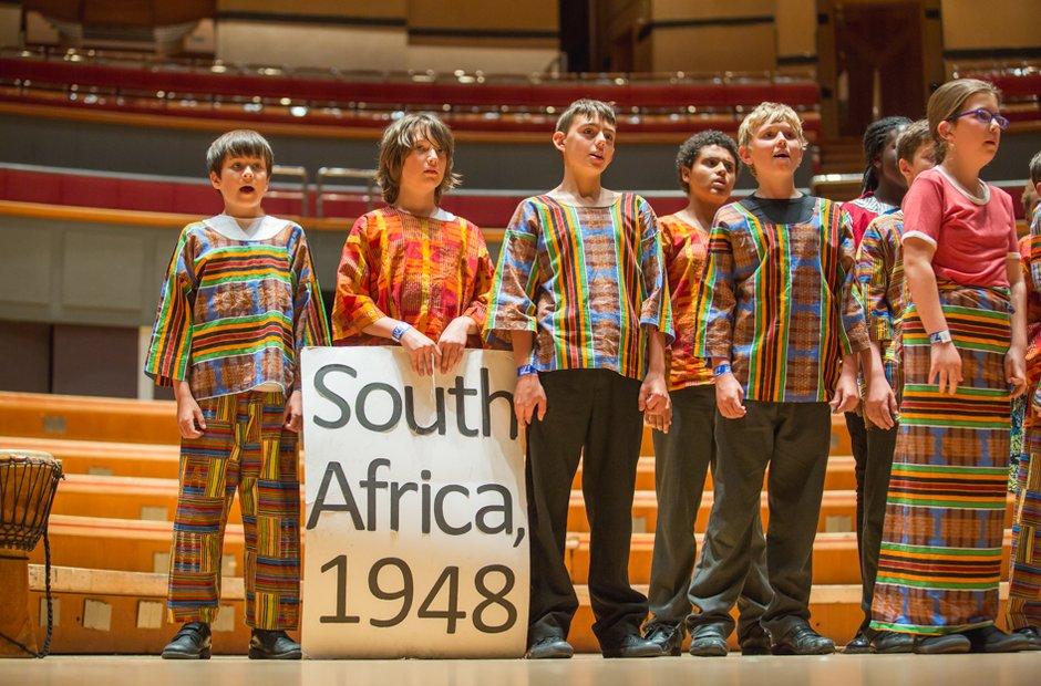 St Mary's Roman Catholic Primary School Choir