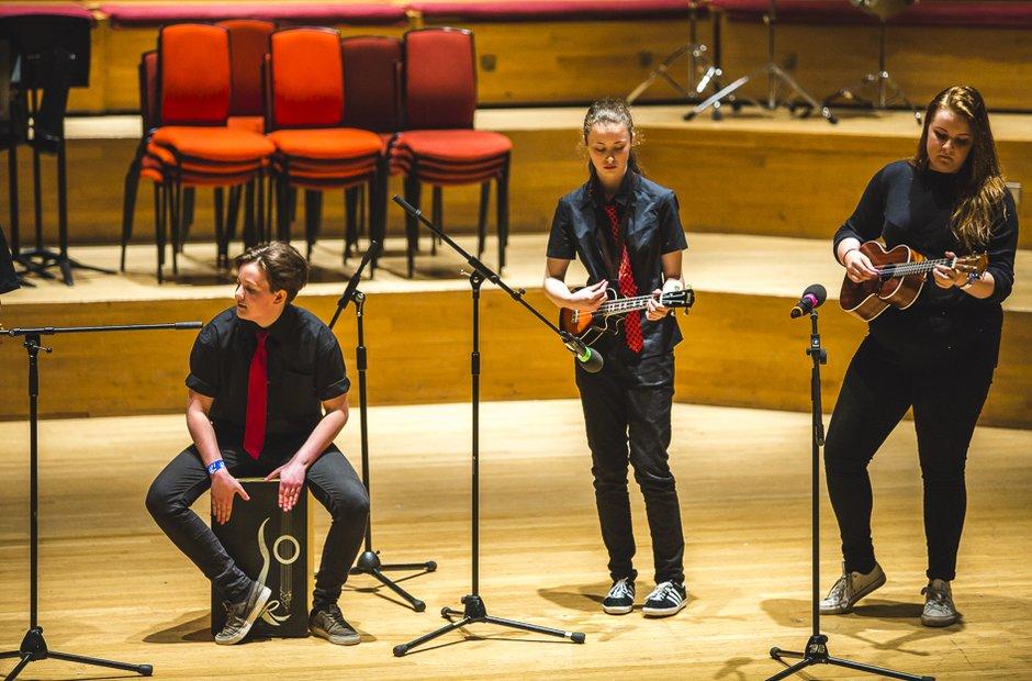 The Spen Valley Troubadours
