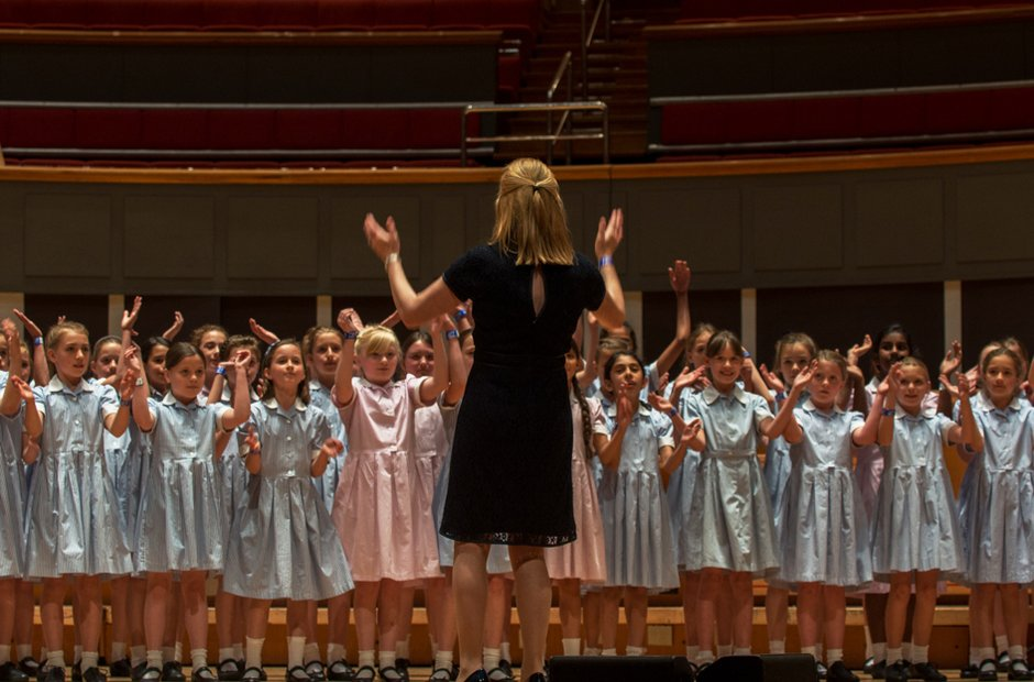 Warwick Preparatory School Senior Choir