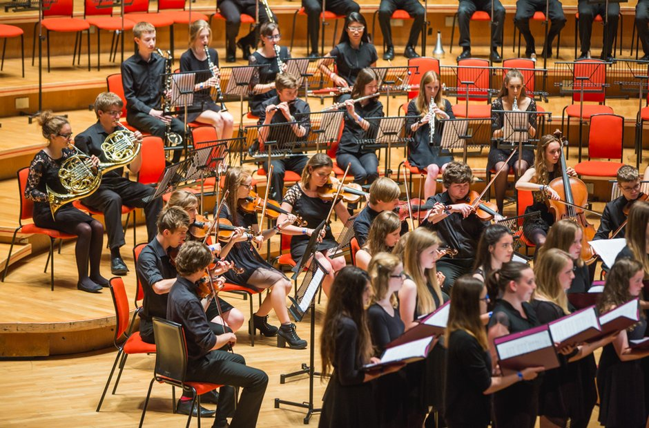 Gloucestershire Youth Orchestra & Choir