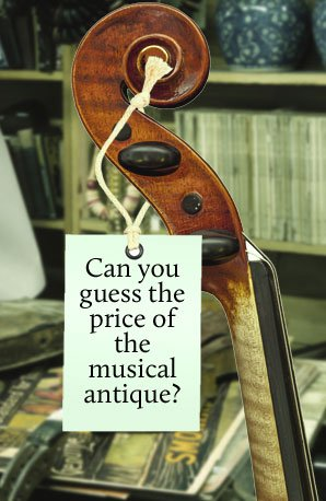 Music antique quiz