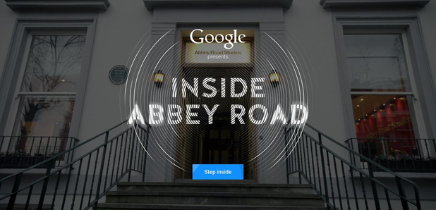 Inside Abbey Road Studios