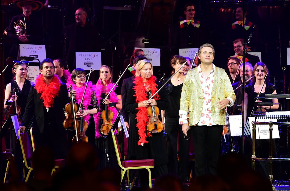 Vasily Petrenko and RLPO at Classic FM Live 2015